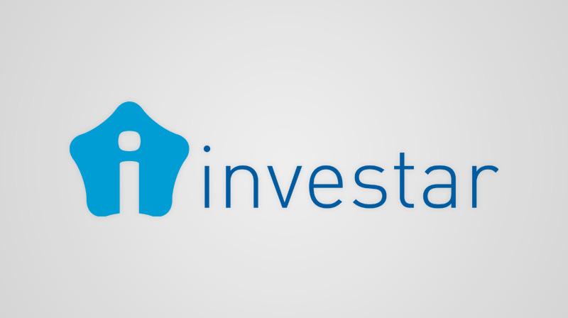 Investar - logo