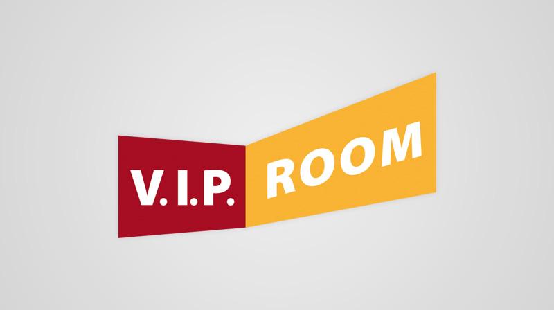 V.I.P. ROOM - logo