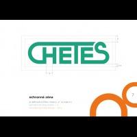 Manuál CHETES - ochranná zóna loga