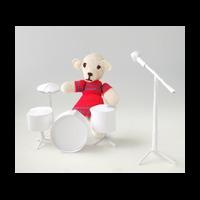 Pepina bubeníkem