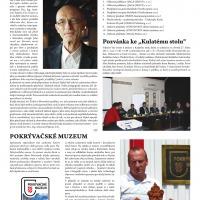 Veletržní noviny - vnitřní strana