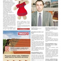 Veletržní noviny - podpořili nadační fond Pepina