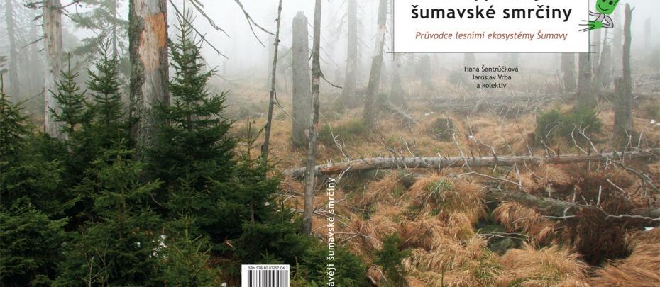 Sumavské smrčiny - obálka