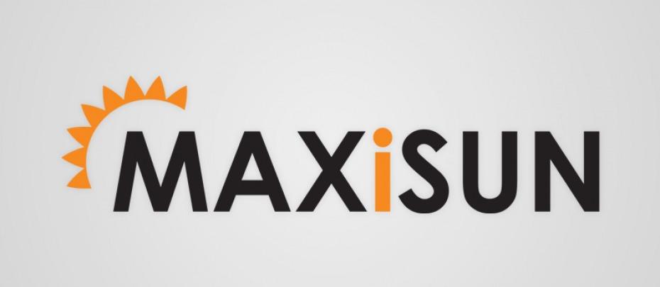 maxisun - logo