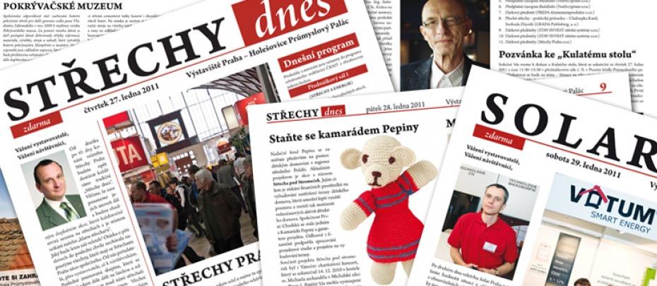 Veletržní noviny