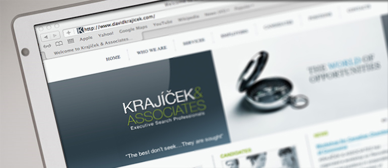 Krajíček & Associates - executive search