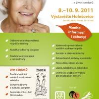 Inzerát Senior Praha